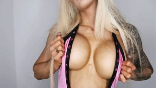 Harleylavey - Stroke For My Shiny Bikini
